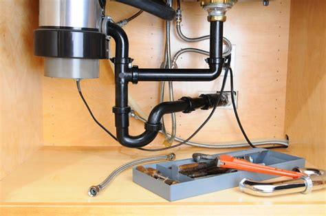 install plumbing how to install a garbage disposal