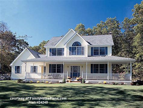 country farmhouse plans with wrap around porch house plans with porches wrap around porch house plans