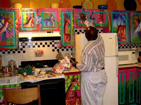 decorative painting ideas for kitchen cabinets kitchen cabinets painting ideas decorating kitchen with