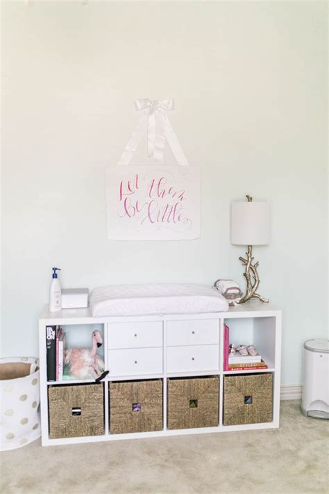 baby changing table ikea best 25 ikea changing table ideas on