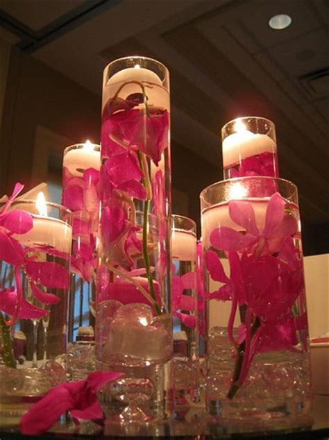 centerpiece water submerged flowers in water centerpieces yahoo answers