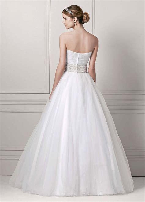 oleg cassini beaded dress oleg cassini strapless tulle gown wedding dress with