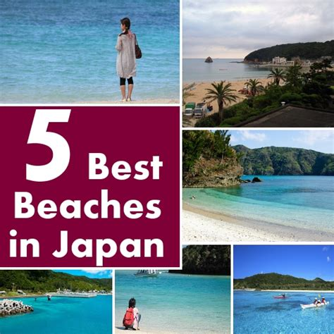 Top 5 Best Beaches In Japan Travel Me Guide