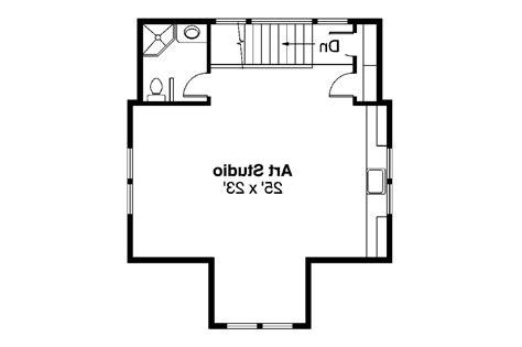 2 story floor plans with garage craftsman house plans garage w studio 20 007 associated designs