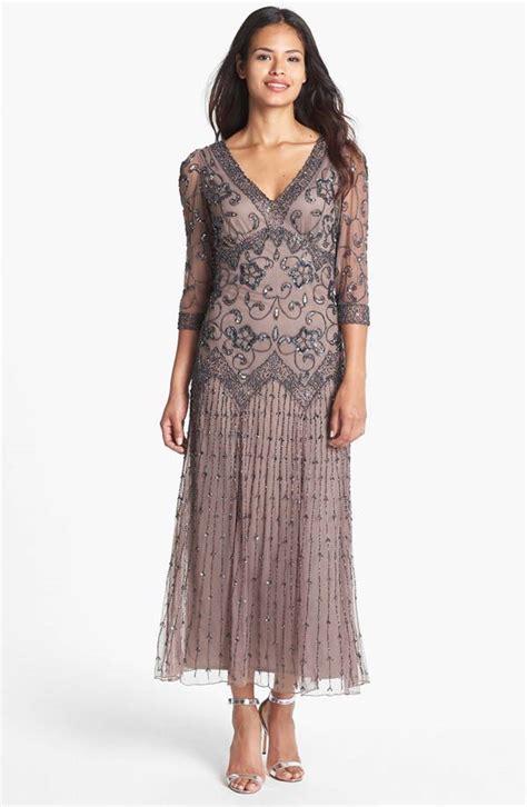 pisarro nights beaded dress pisarro nights beaded mesh dress sz 14p