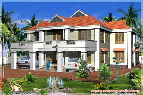 house models and plans 2 kerala model house elevations kerala home design and floor plans