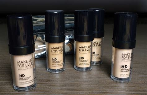 makeup forever makeup forever hd foundation review invisible cover for