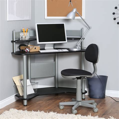 corner desks for small spaces 12 space saving designs using small corner desks