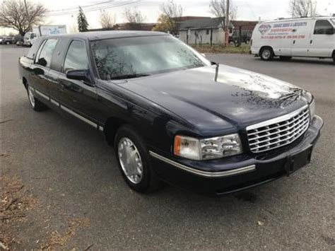 1999 Cadillac For Sale by 1999 Cadillac Limousine For Sale