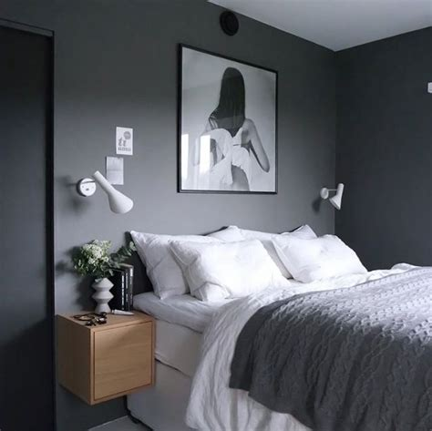 grey wall bedroom best 25 grey bedroom walls ideas on