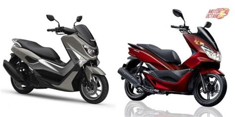 Pcx 2018 Ou Nmax 2018 by Yamaha India To Get 150cc Scooters 187 Motoroctane
