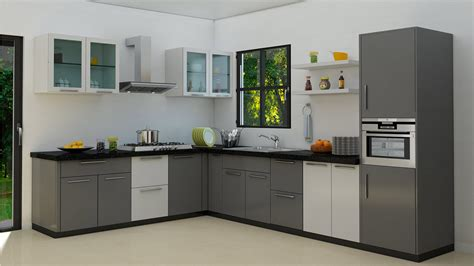 l shaped modular kitchen design l shaped modular kitchen designs