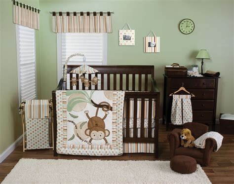 monkey crib bedding monkey crib bedding sets s monkey rockstar 4 crib