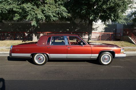 Torrance Cadillac by 1991 Cadillac Brougham D Elegance Stock 026 For Sale