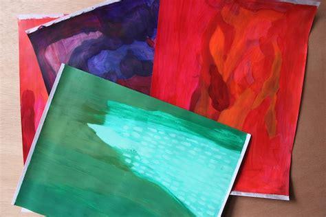 acrylic painting medium 5 handy tricks for painting with acrylic matte medium