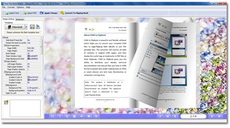 picture book software 3dpageflip free flip book maker free flip pdf software