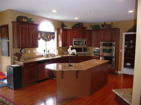 kitchen paint colors with cherry cabinets popular kitchen paint colors with cherry cabinets ideas