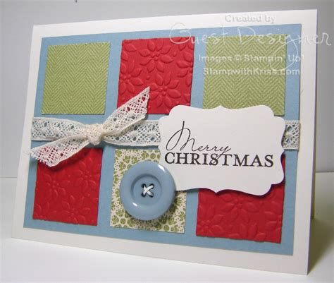 scrapbooking and card stwithkriss 187 rubber sting card and