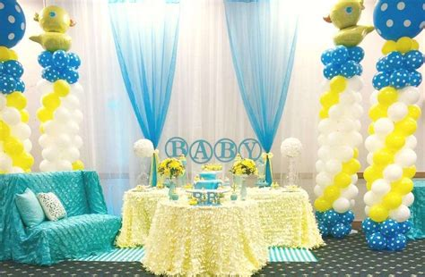 decoration ideas for baby shower rubber ducky baby shower baby shower ideas themes games