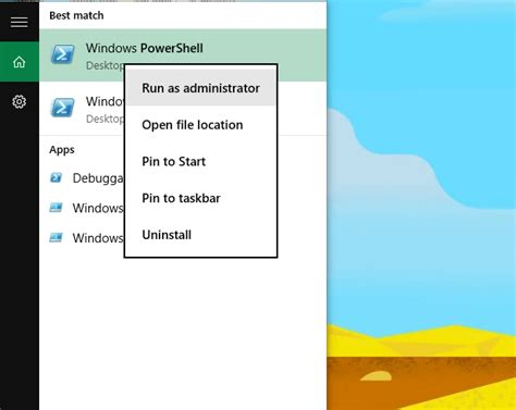 how to uninstall and reinstall default windows 10 apps