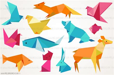 animal origami for origami animal illustrations illustrations on creative