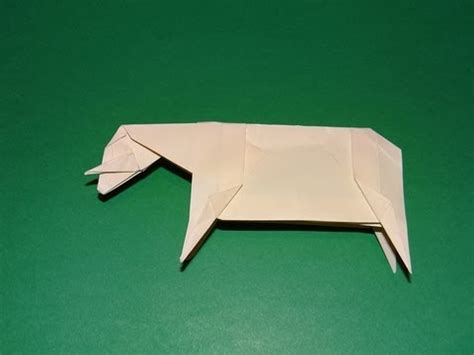 how to make origami sheep 折り紙 ひつじのショーン 折り方 作り方 how to make an shaun the sheep