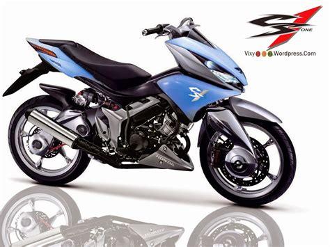 Modifikasi Motor Bebek by Modifikasi Motor Bebek Jadi Trail Terbaru Klx Mini Dengan
