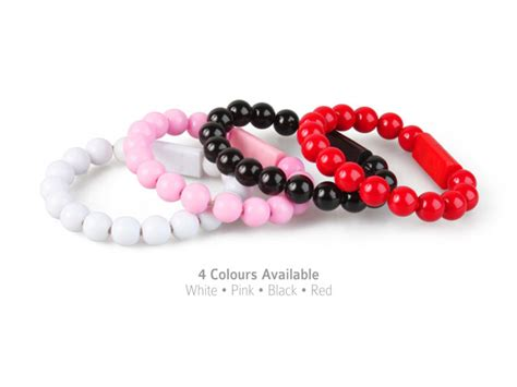 what is the charge on the bead bead bracelet lightning cable