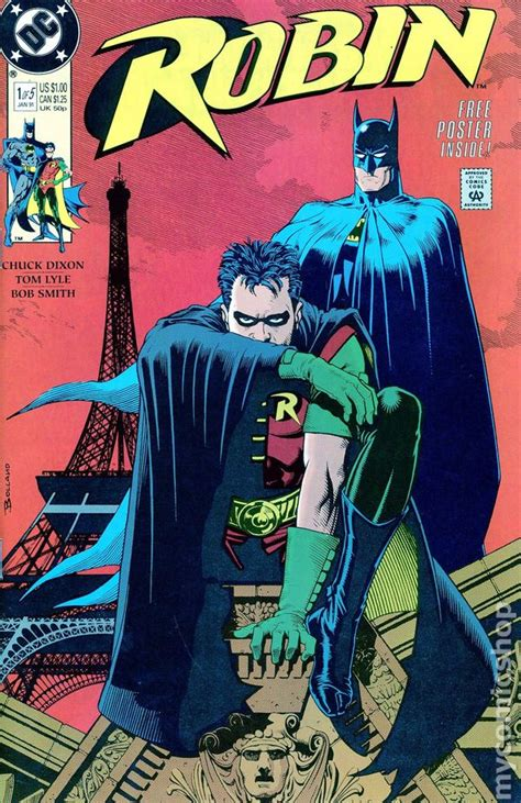 robin picture book robin 1991 limited series comic books