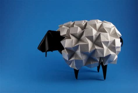 how to make origami sheep origami sheep goats and bovides page 1 of 3 gilad s