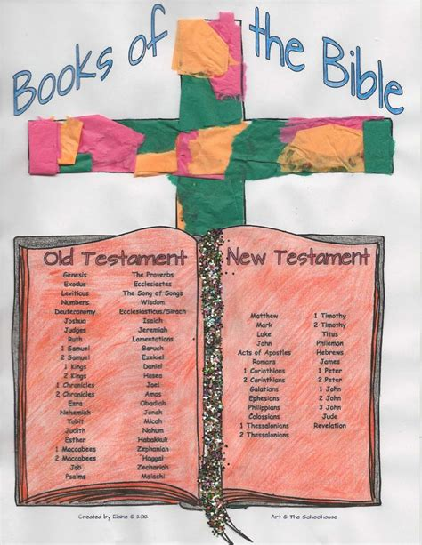 bible craft projects books of the bible a craft project preschool ideas