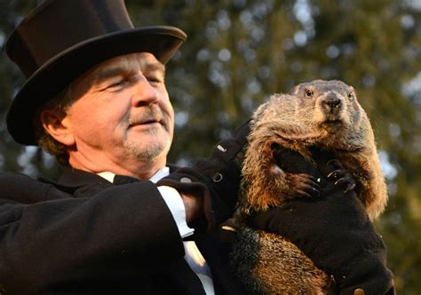 groundhog day duration groundhog day punxsutawney phil predicts an early