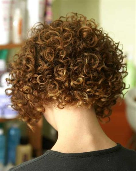 stacked bob haircut pictures curly hair 40 best short curly hairstyles for women short