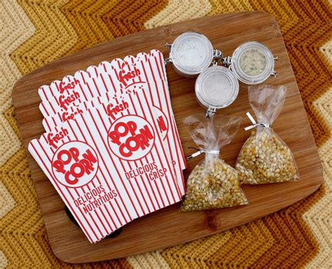 popcorn gifts gift ideas flavored popcorn treading lightly