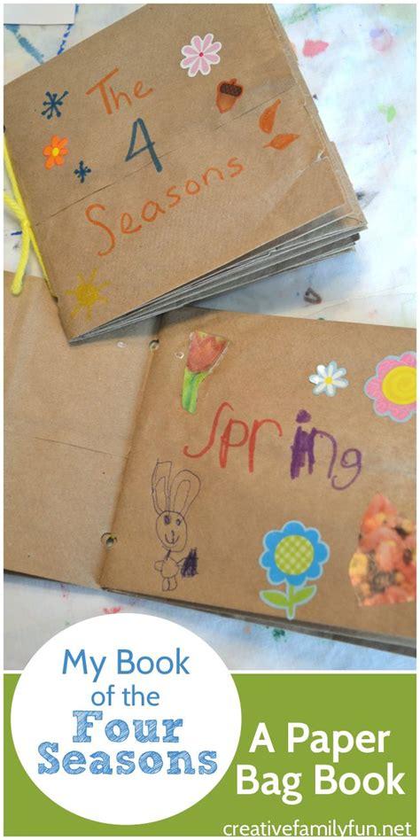 book crafts for best 25 paper bag crafts ideas on paper bag