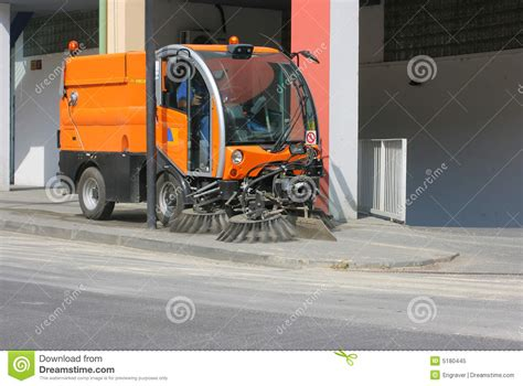 st cleaner cleaning vehicle 4 stock image image of work