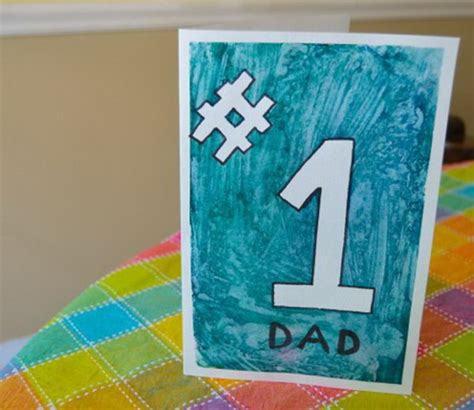 how to make fathers day cards 40 diy s day card ideas and tutorials for