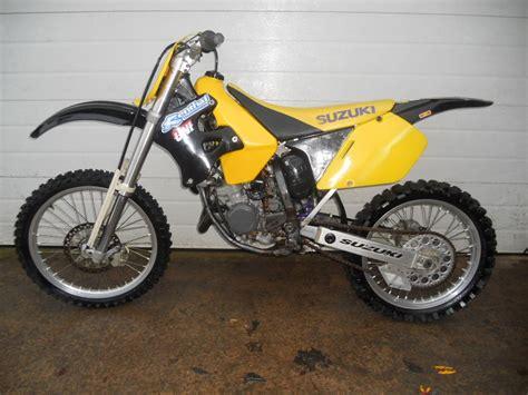 Suzuki Mx by Suzuki Rm 125 1996 Motocross Rm125 Evo Evo Mx