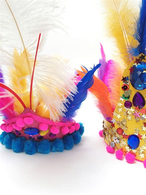 carnival crafts for to make olympic inspired dress ups diy backyard olympics oh