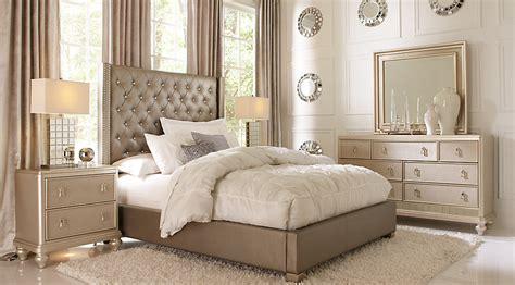 rooms to go bedroom sets sofia vergara gray 5 pc bedroom