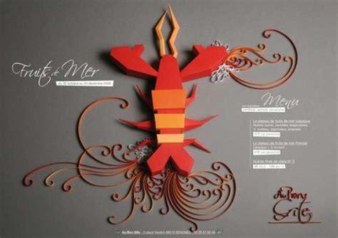 origami restaurant menu origami menus these 3d paper menus are delicate