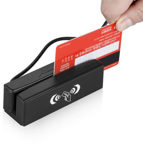 how to make a magnetic stripe card 2in1 usb 3 track magnetic stripe card reader rfid smart