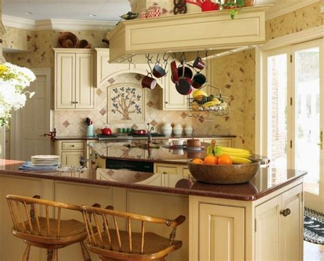 country kitchen wallpaper ideas wallpaper ideas for country kitchen studio design