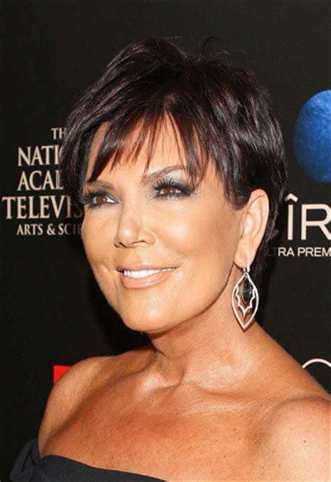 kris jenner haircut kris jenner hairstyle evolution sophisticated allure