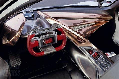 Citroen Gt Interior by Citroen Gt Concept Invades Will Be Produced
