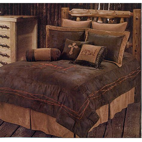country bed sets praying cowboy western bedding comforter set