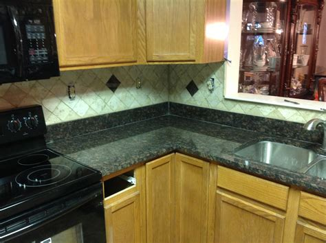 kitchen granite design decorations kitchen back splash with rectangle espresso