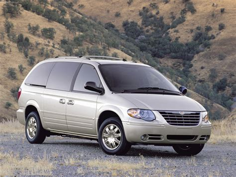 2002 Chrysler Town And Country by Chrysler Town And Country 3 8 2002 Auto Images And