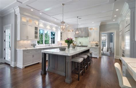 white kitchen with island white kitchen cabinets with gray kitchen island