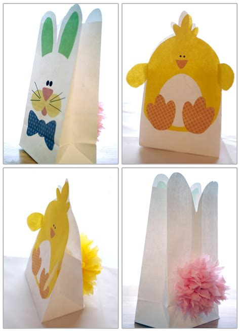 easter paper bag crafts it s written on the wall easter cookies cupcakes cake
